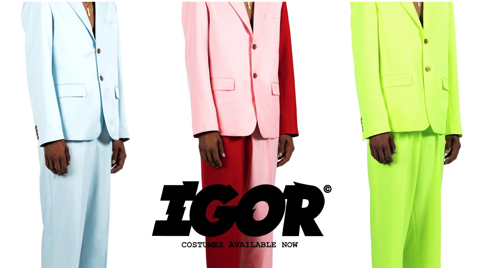 Tyler, the Creator Drops IGOR Costumes Just in Time for Halloween