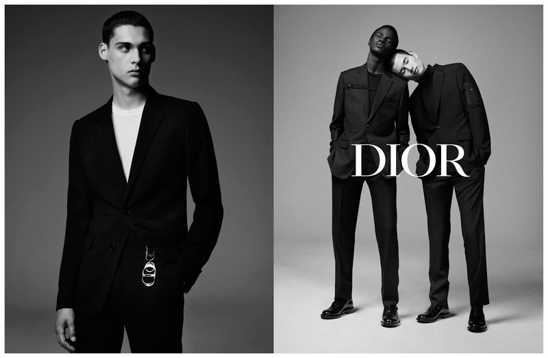 Dior Men Unveil Autumn/Winter 2019 Tailoring Lookbook