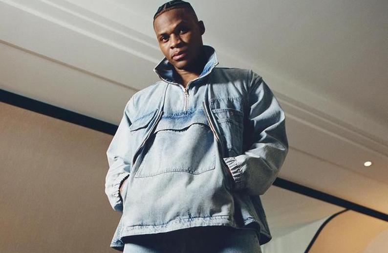 Acne Studios Taps Russell Westbrook For Denim Workwear Collection