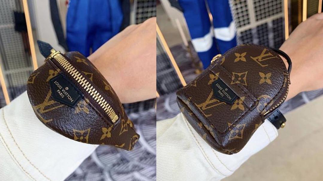 PAUSE or Skip: Mini Monogrammed Bumbag & Palmsprings Wrist Bag for SS20