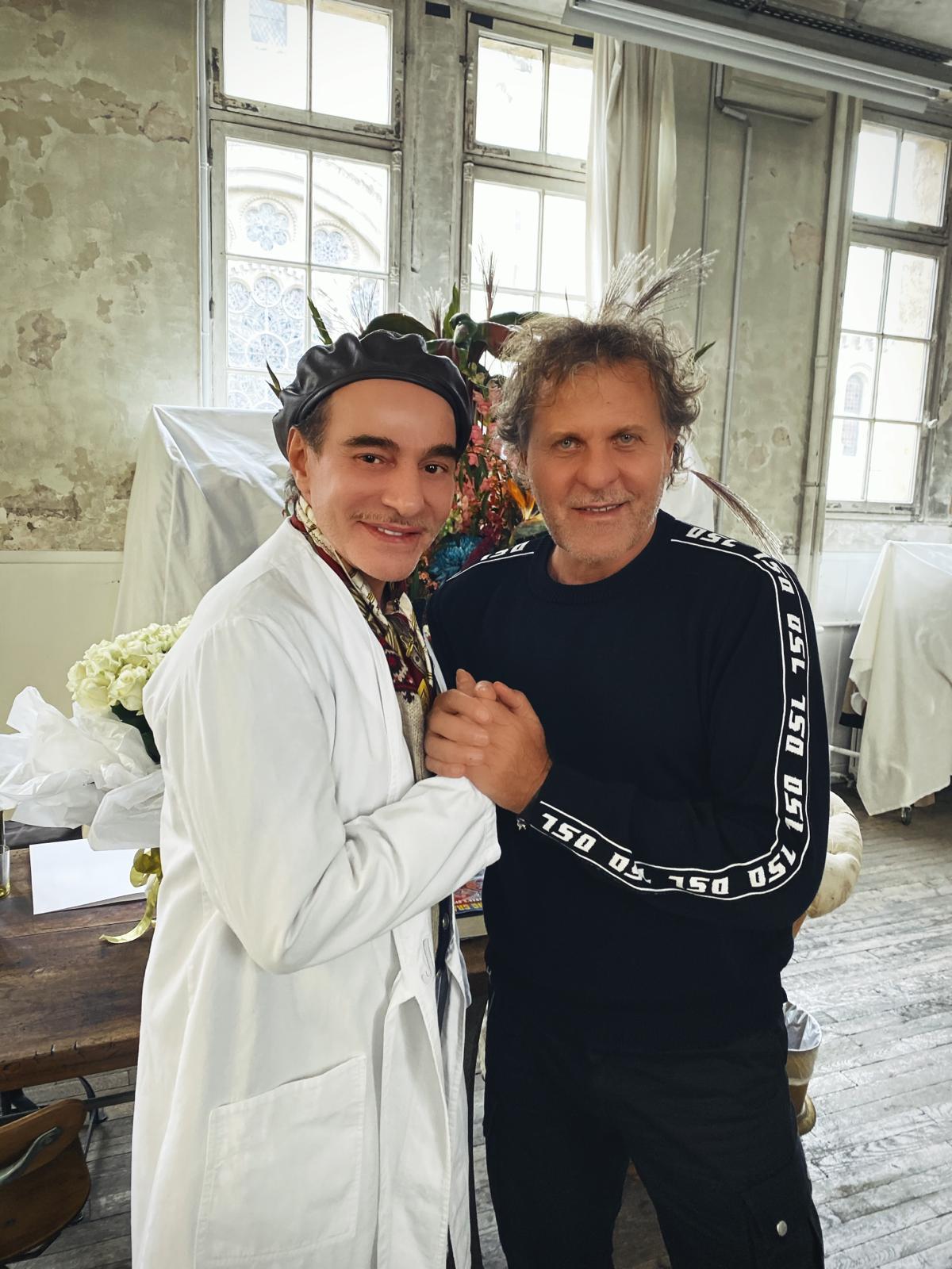 John Galliano Renews His Contract at Maison Margiela