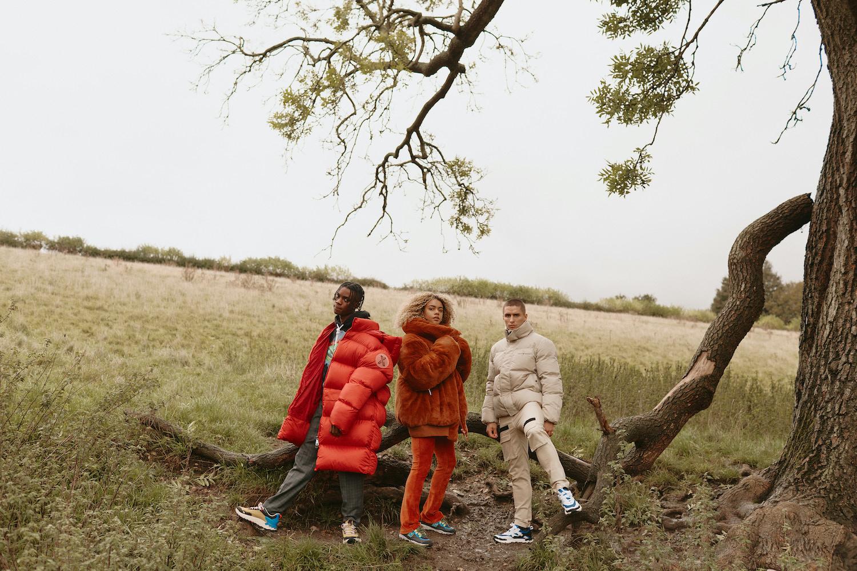 PAUSE x New Balance Autumn/Winter 2019 Editorial