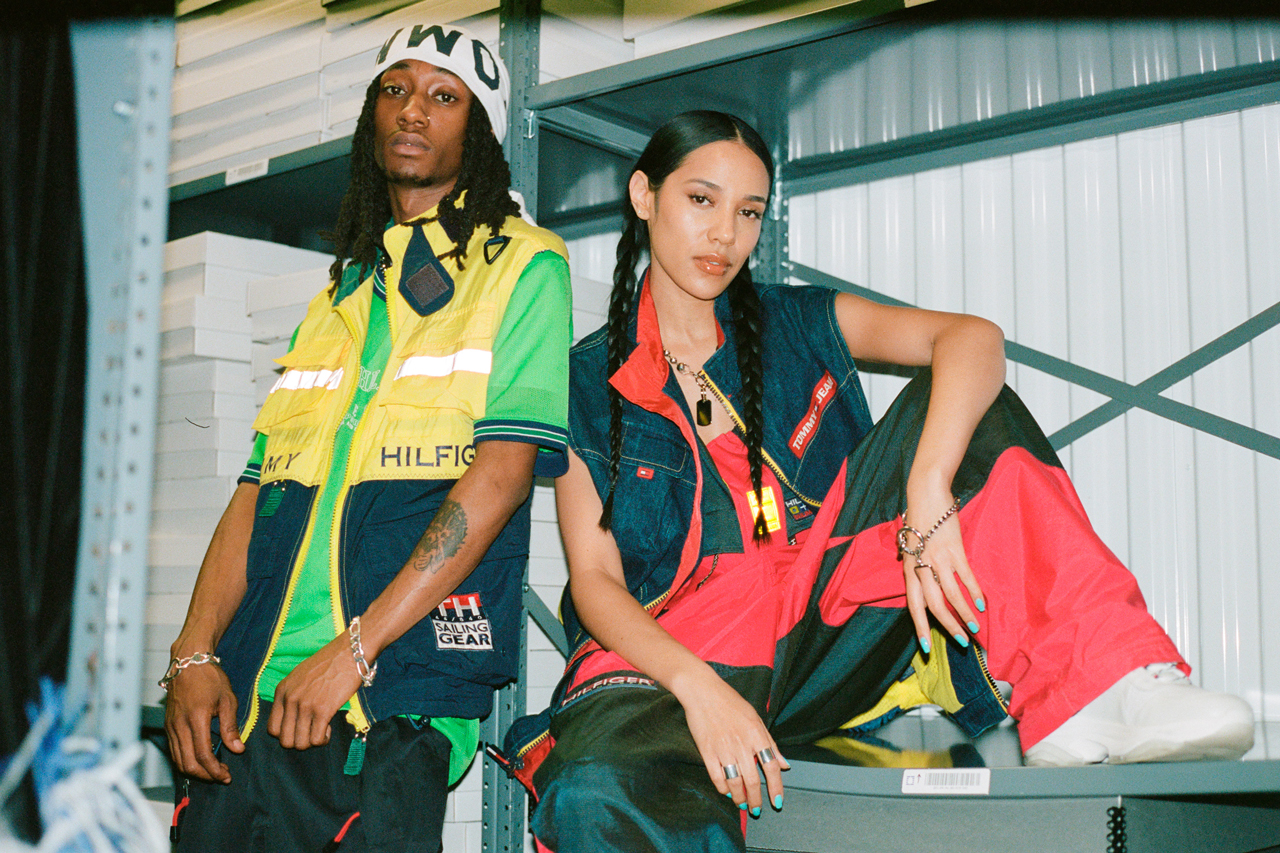 Tommy Hilfiger Unveils Collaboration with Vintage Retailer Procell