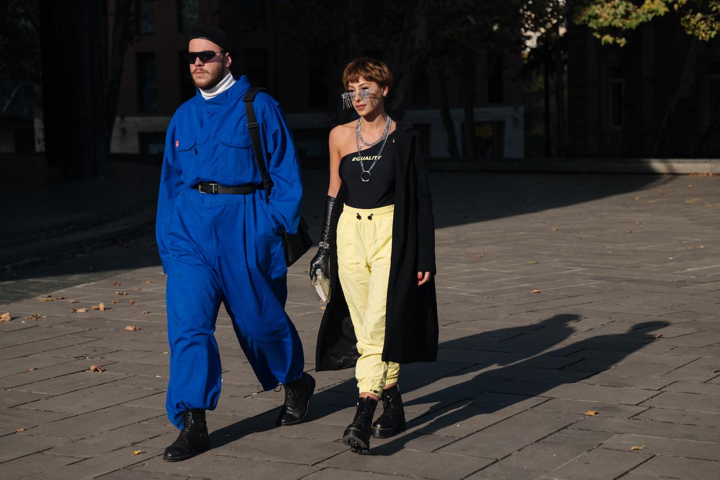 Street Style Shots: Tbilisi Fashion Week Day 1