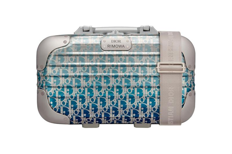 RIMOWA Taps Dior For Luxury Luggage Collaboration