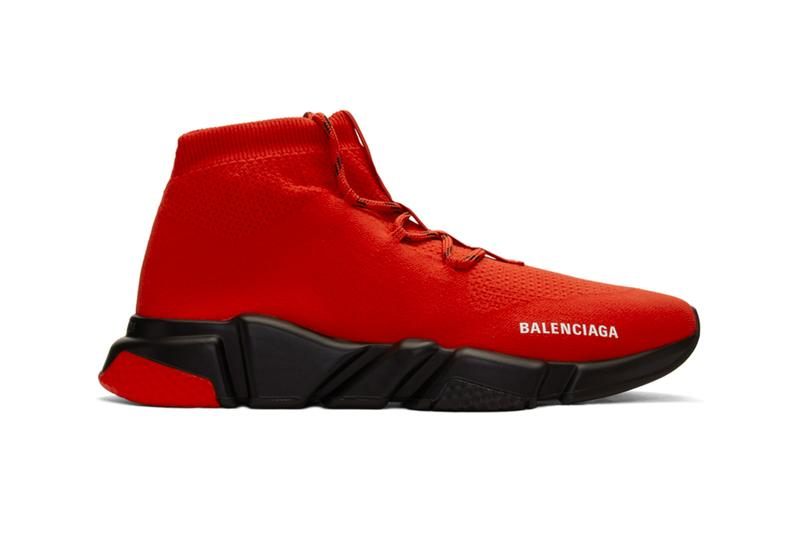 PAUSE or Skip: Balenciaga Updates Speed Sneakers With Laces