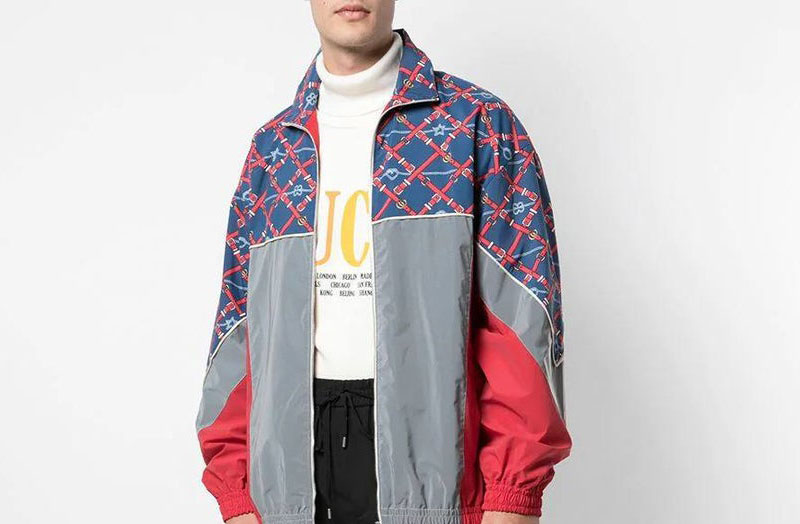 PAUSE or Skip: Gucci's '80s-Inspired Windbreaker