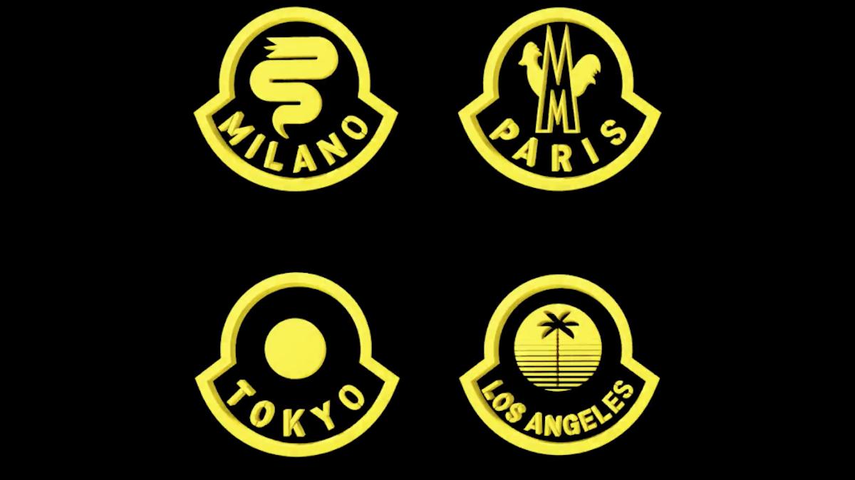 "Moncler Launch ""House of Genius"" Pop-Ups in Paris, Tokyo & Milan"