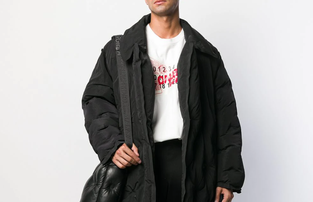 PAUSE or Skip: Maison Margiela Quilted Trench Coat