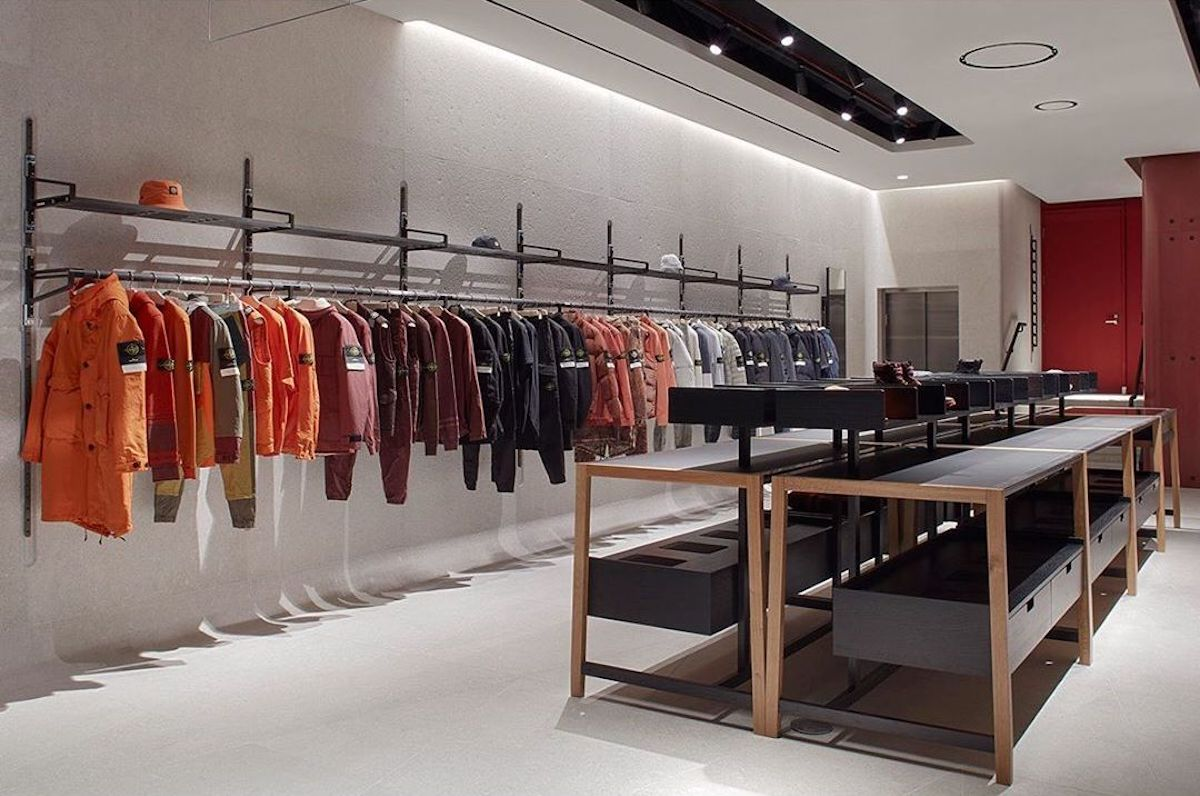 Stone Island open first ever Canadian store in Toronto