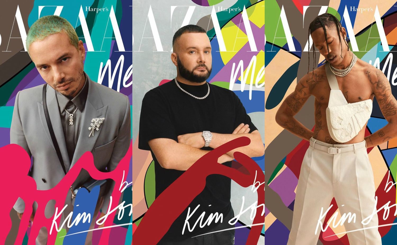 Harper's Bazaar Unveils Latest Mens Issue Guest Edited By Kim Jones