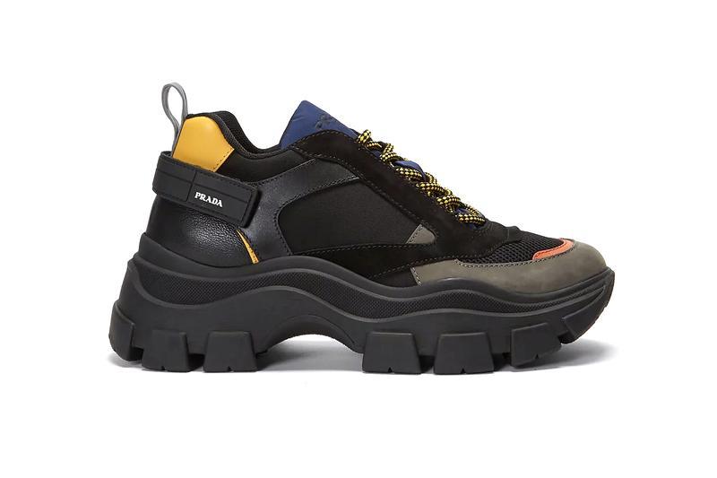 PAUSE or Skip: Prada's Elevated Block Low Sneaker