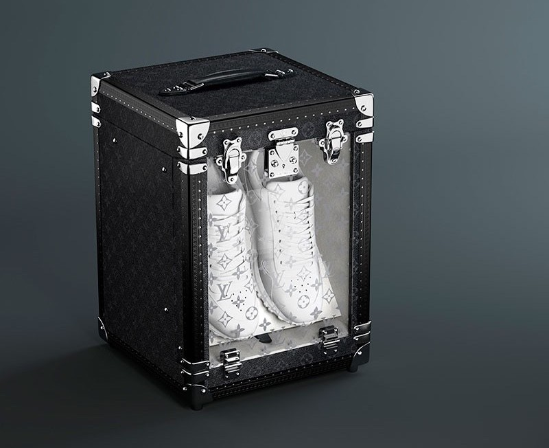 Louis Vuitton's New Single Sneaker Boxes Drop This Sunday