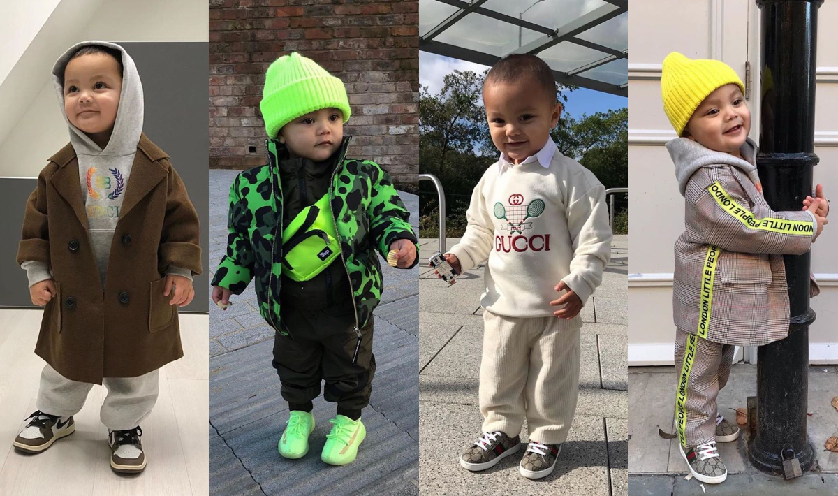 PAUSE Highlights: 8 On-Point Kids Style Looks with @iammaddoxjax