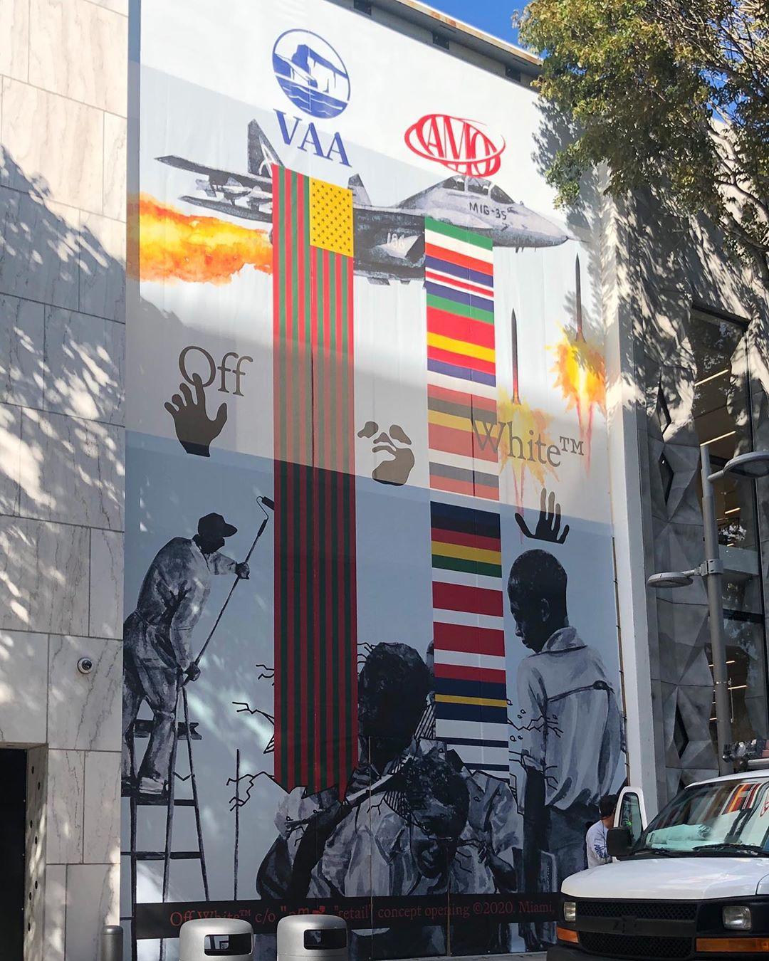 Virgil Abloh Announces New Off-White Miami Flagship Store