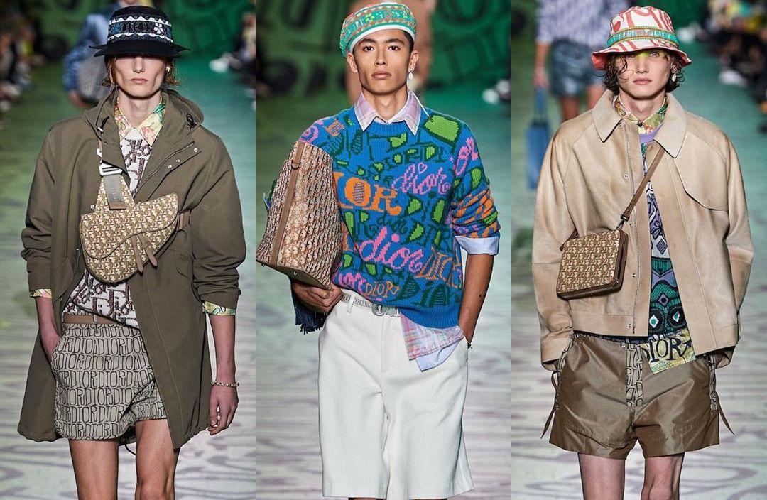 Dior Men Pre-Fall 2020 Collection from Miami