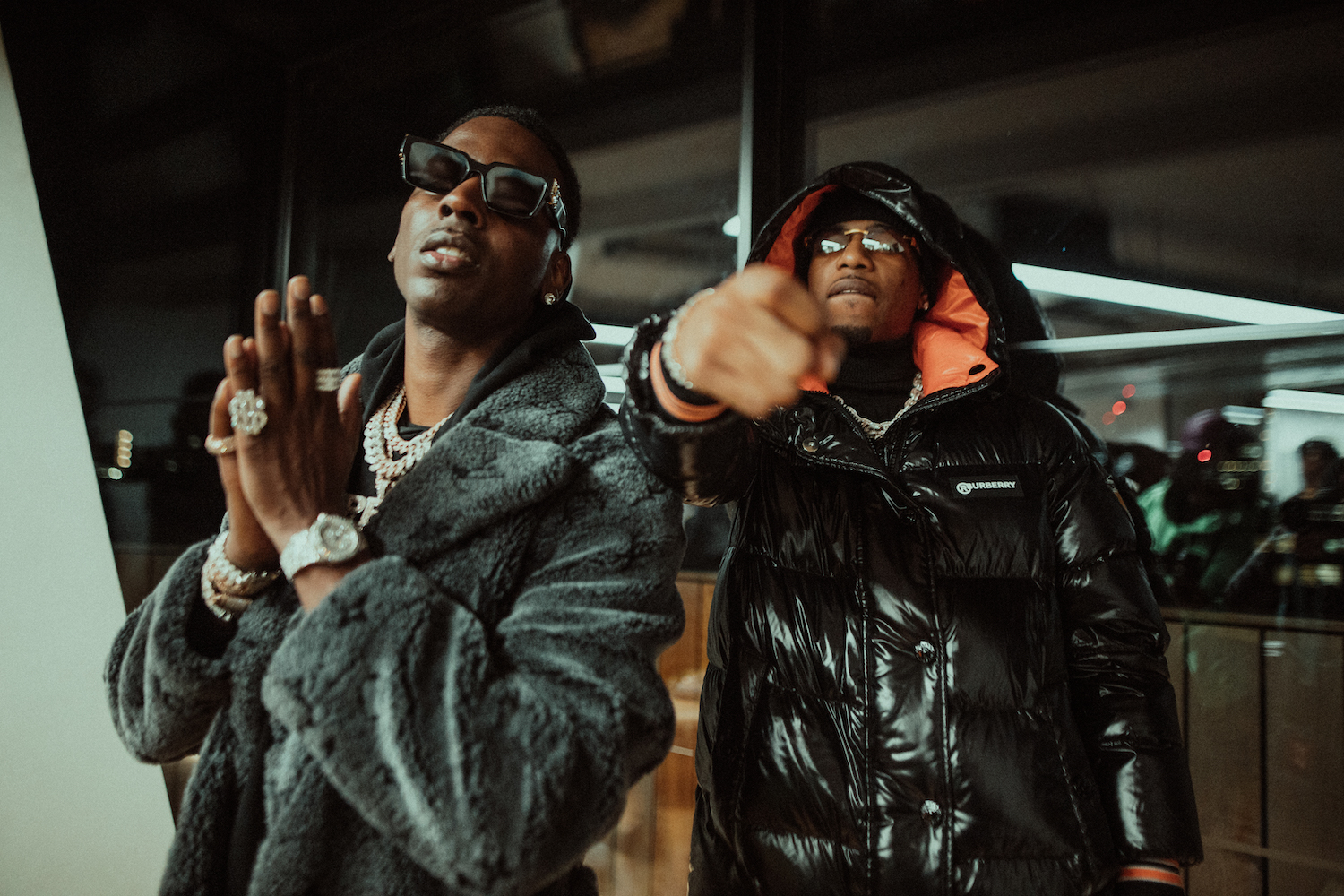 PAUSE MEETS: Young Dolph & Key Glock
