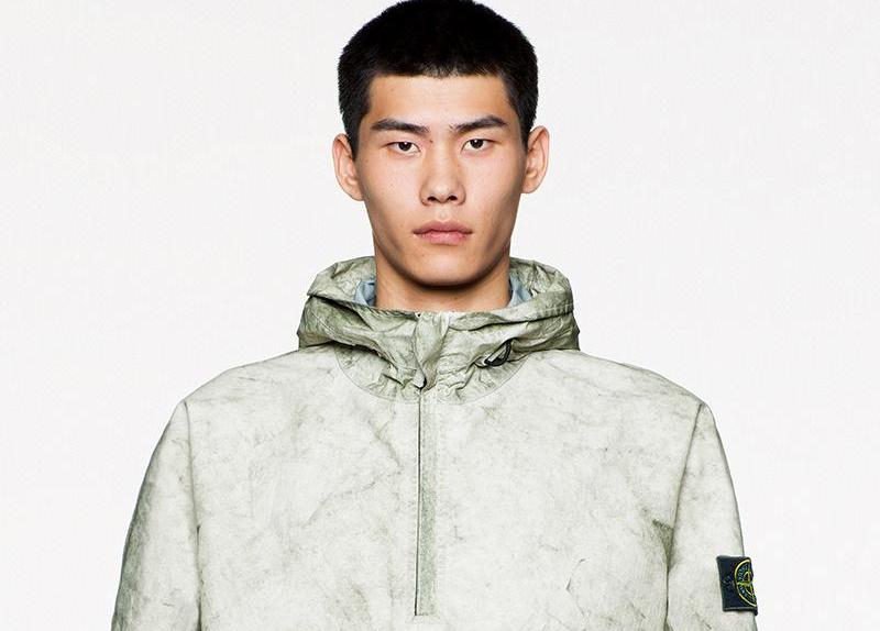 Stone Island Unveils New Materials In Spring/Summer 2020 Lookbook