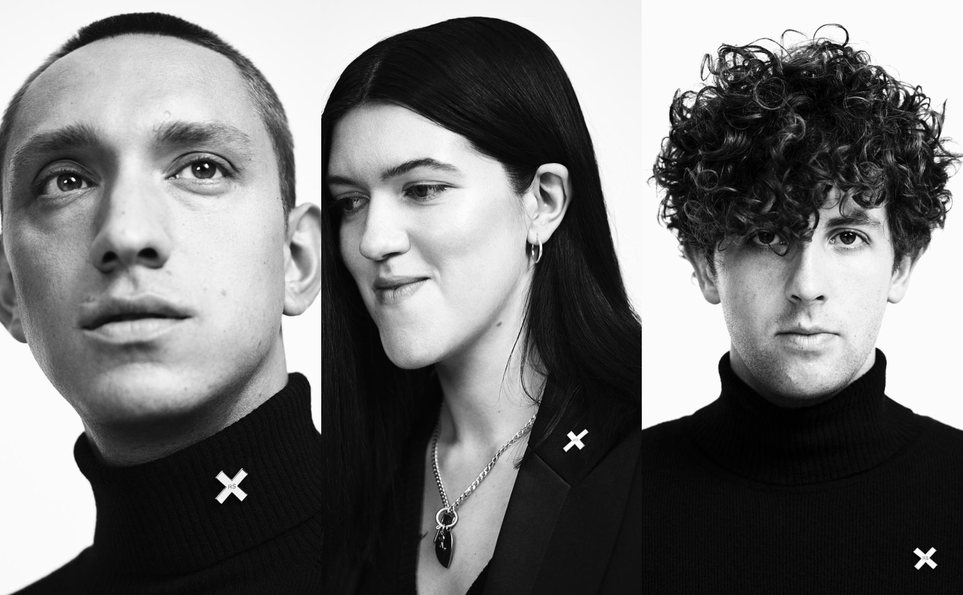 Raf Simons Teases Upcoming Collection With The xx
