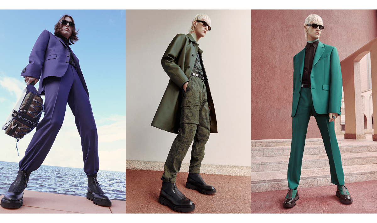 Givenchy Unveils Pre-Fall 2020 Collection Lookbook