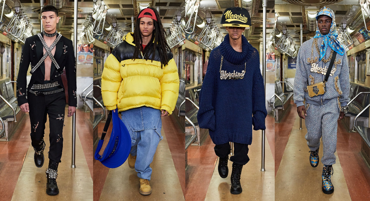 Moschino Pre-Fall 2020 Collection from New York