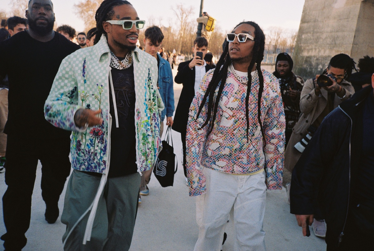 Street Style Shots: PFW Captured by SHOTS FIRED
