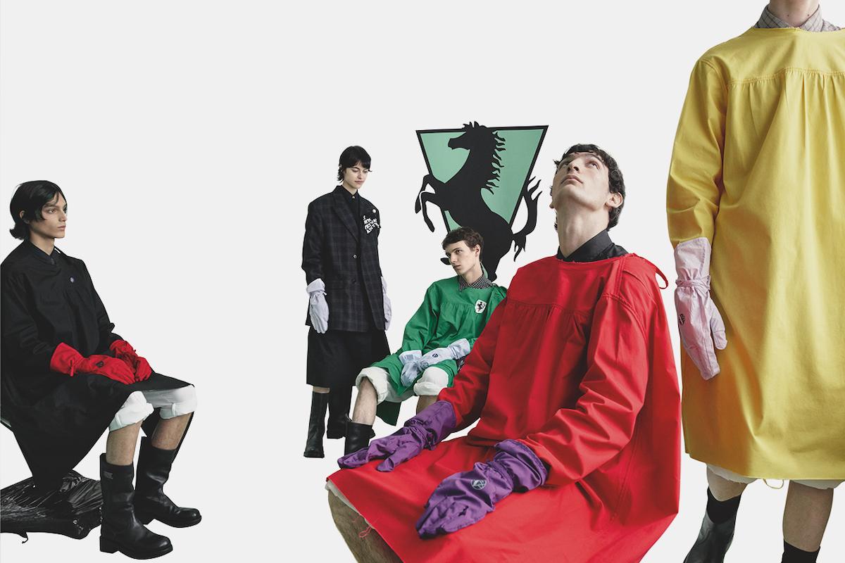 Raf Simons Unveils Minimalist Spring/Summer 2020 Campaign