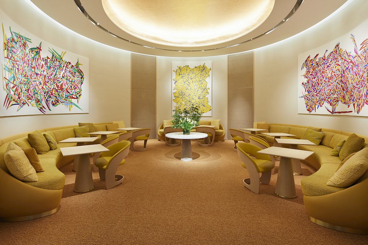 A Look Inside Louis Vuitton's New Japanese Flagship Store