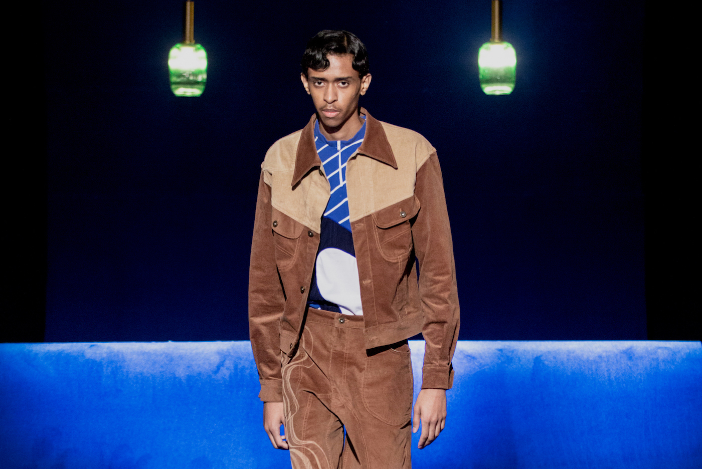 LFWM: Ahluwalia Autumn/Winter 2020 Collection