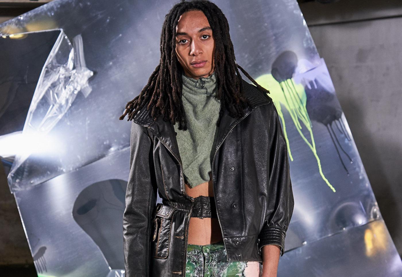 PFW: Andrea Crews Autumn/Winter 2020 Collection