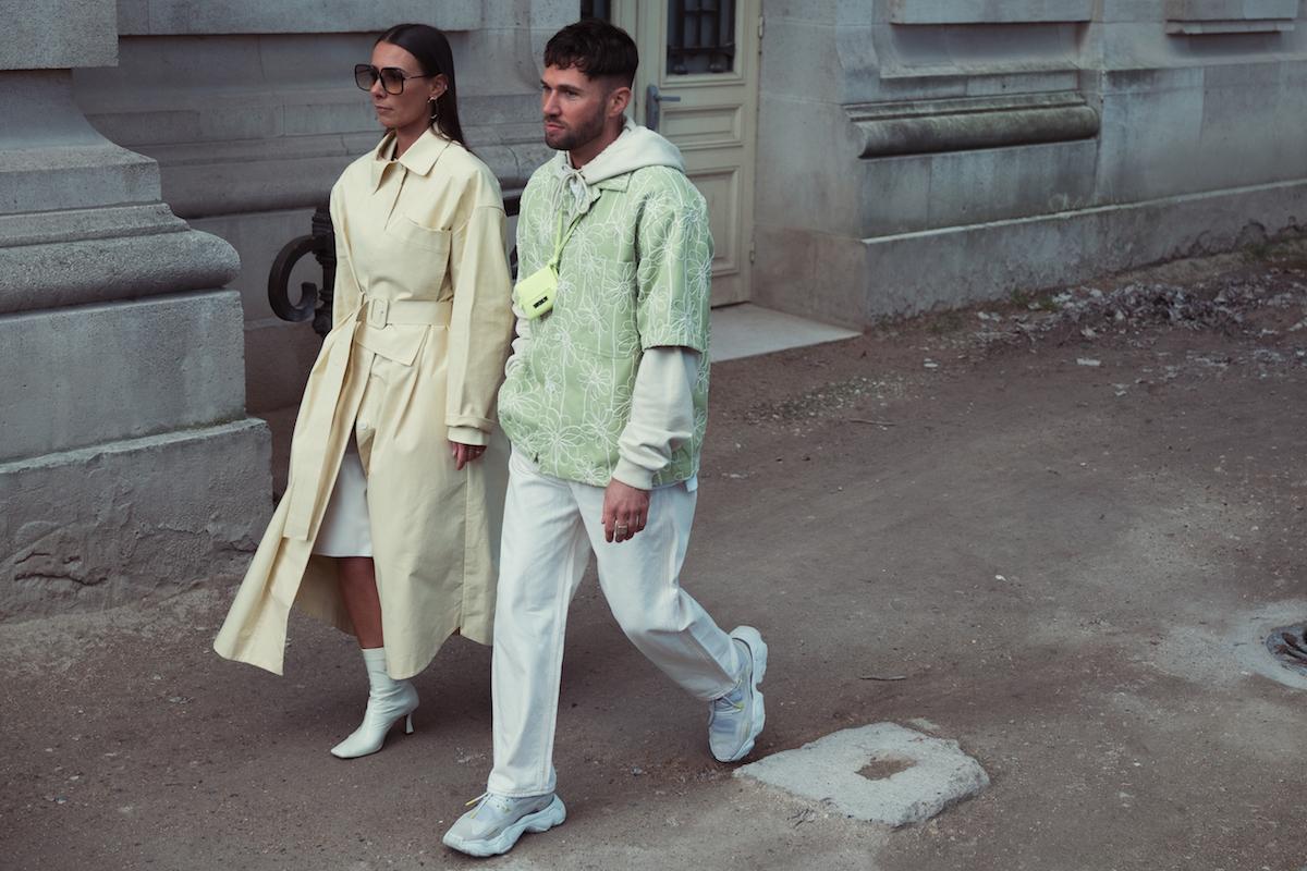 Street Style Shots: Paris Fashion Week Day 4