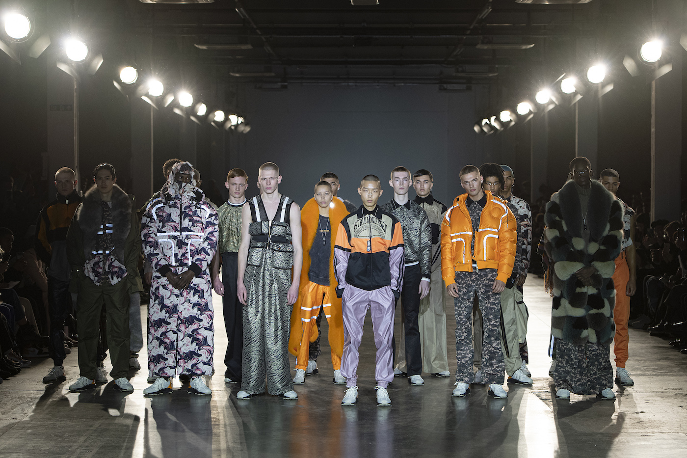 LFWM: Astrid Andersen Autumn/Winter 2020 Collection