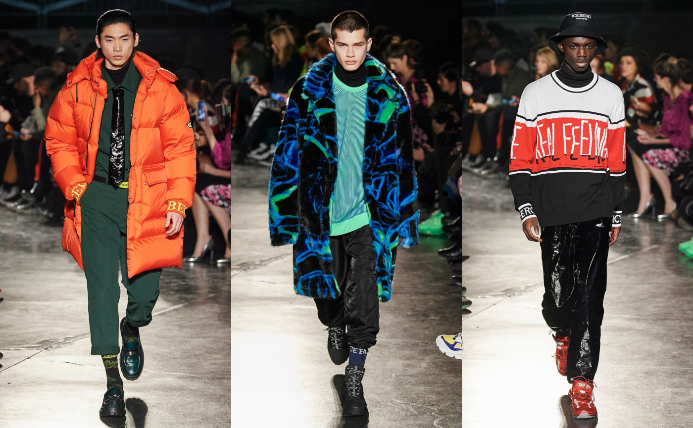 MFW: Iceberg Autumn/Winter 2020 Collection