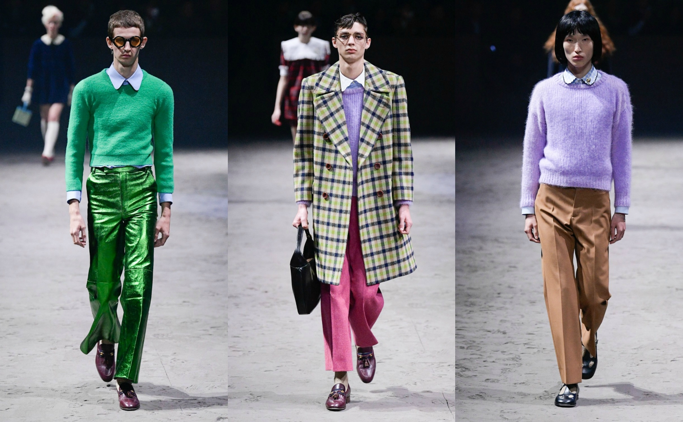 MFW: Gucci Autumn/Winter 2020 Collection