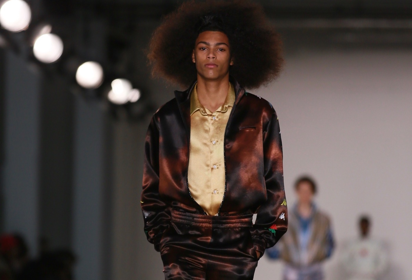LFWM: 8ON8 PRESENTED BY GQ CHINA Autumn/Winter 2020 Collection