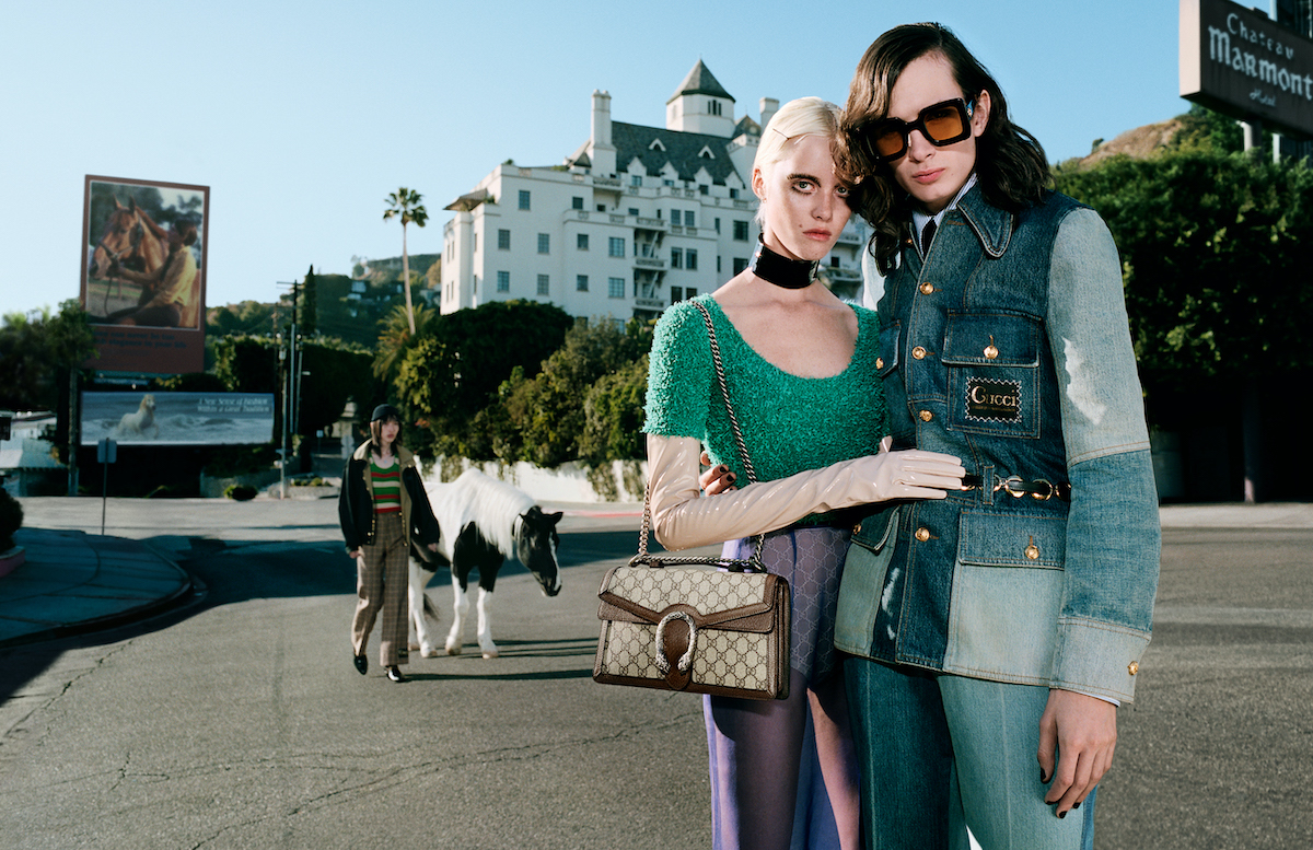 Gucci Bring the Horses for Spring/Summer 2020 Campaign