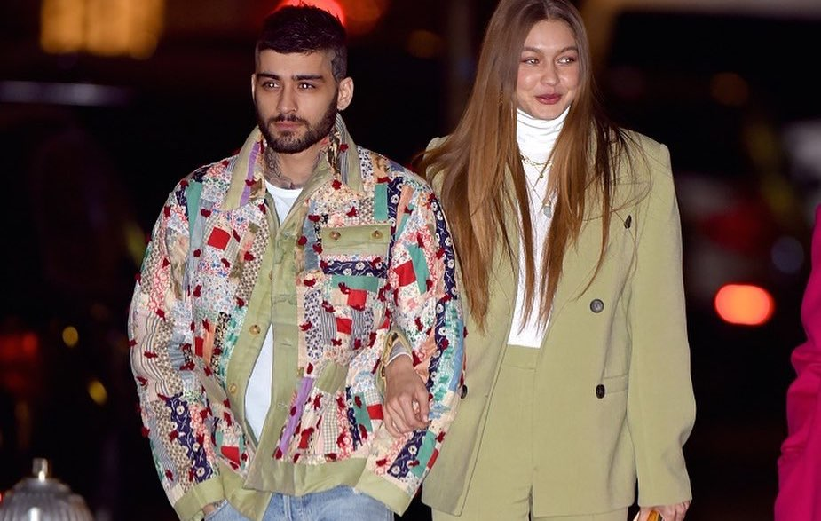 SPOTTED: Zayn & Gigi Hadid Hit The Streets Of New York