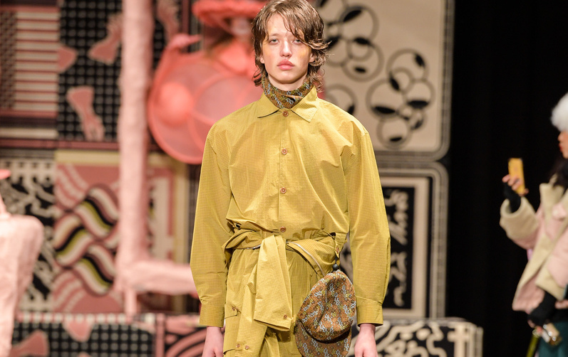 CPHFW: Henrik Vibskov Autumn/Winter 2020 Collection