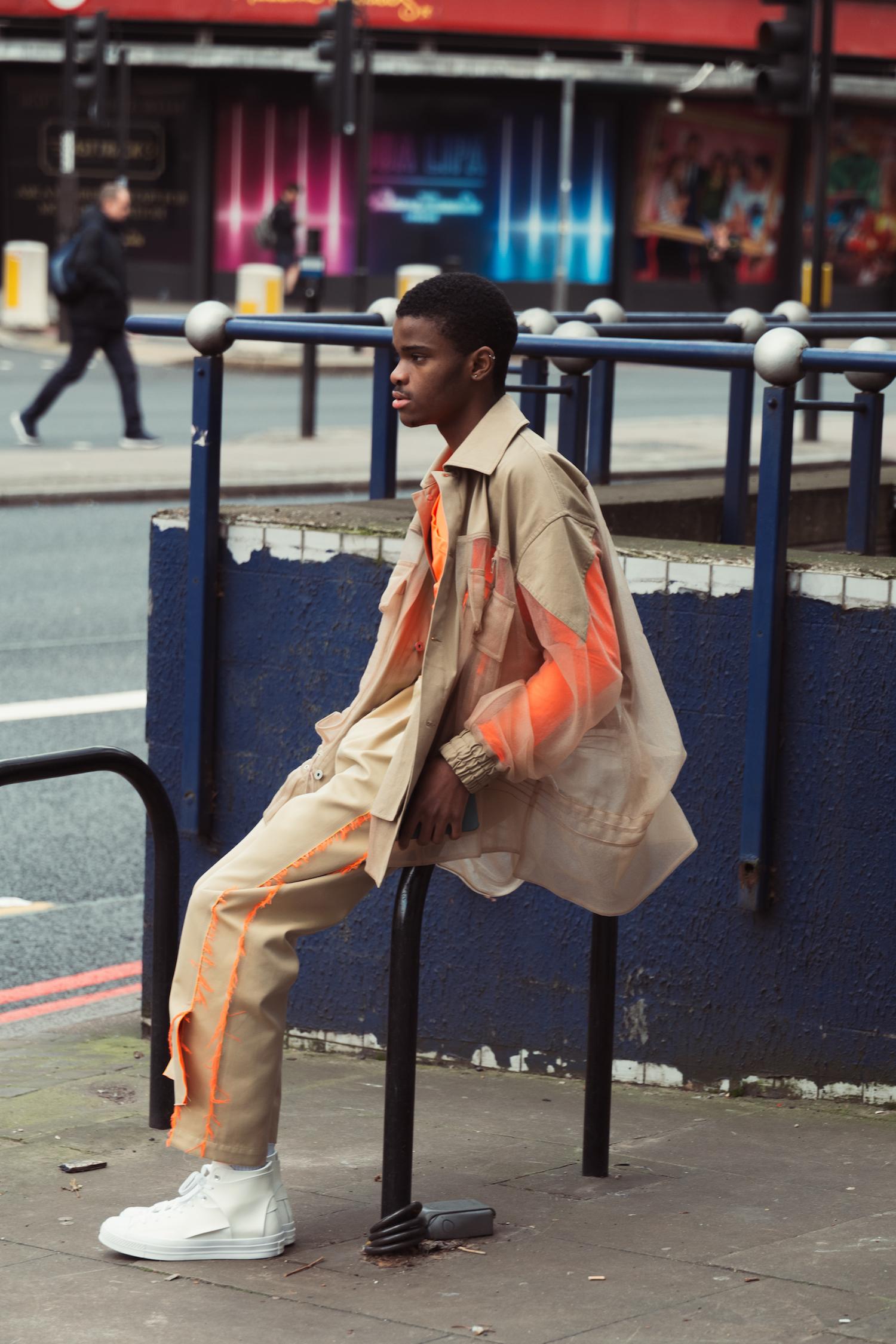Street Style Shots: London Fashion Week Men's Day 3