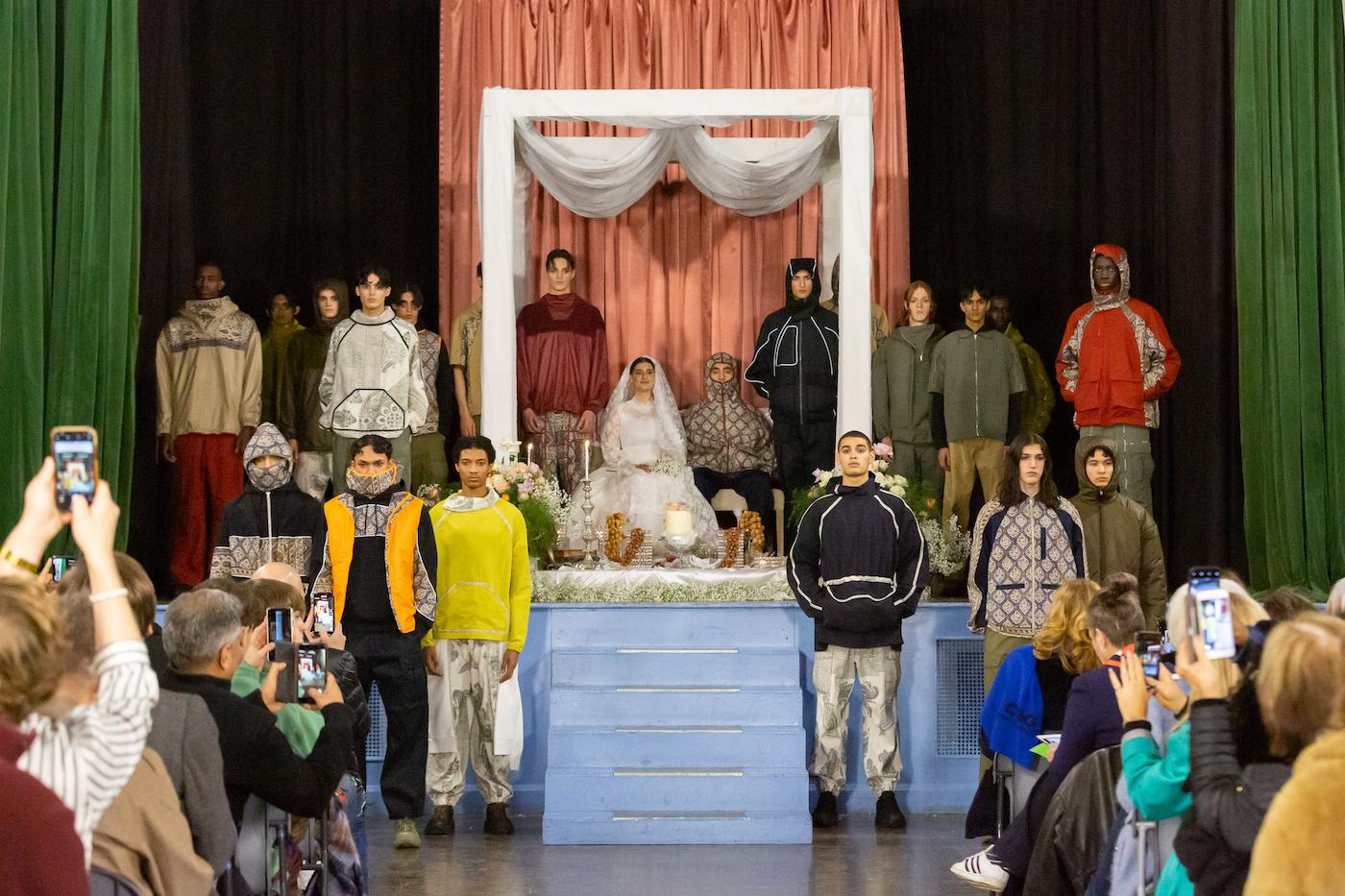 LFWM: PARIA FARZANEH Autumn/Winter 2020 Collection
