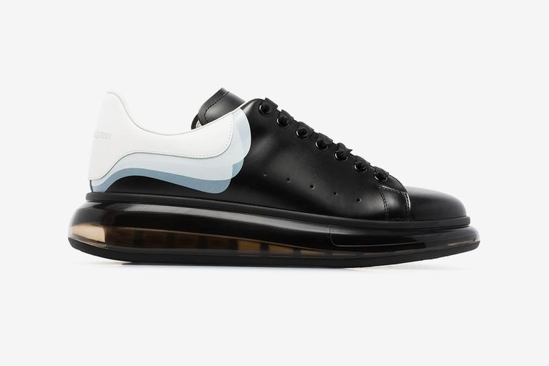 PAUSE or Skip: Alexander McQueen's Transparent-Soled Oversized Sneaker With 3D Print