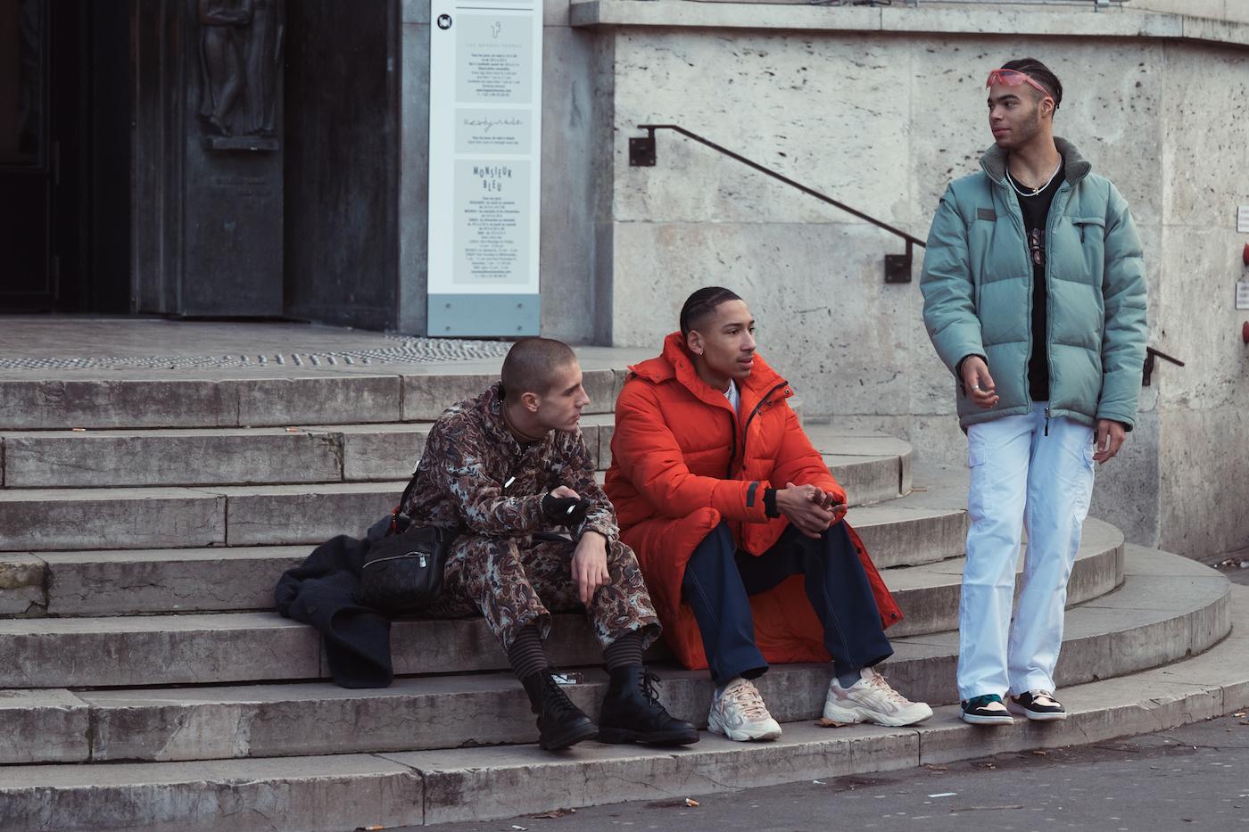 Street Style Shots: Paris Fashion Week Men's Day 3