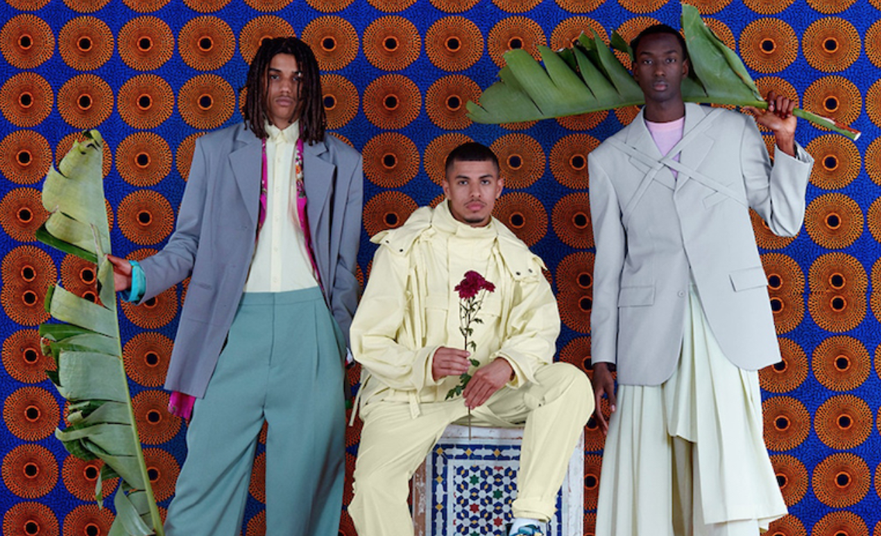 Chapter Two of Louis Vuitton's SS20′ Campaign Takes us to Benin