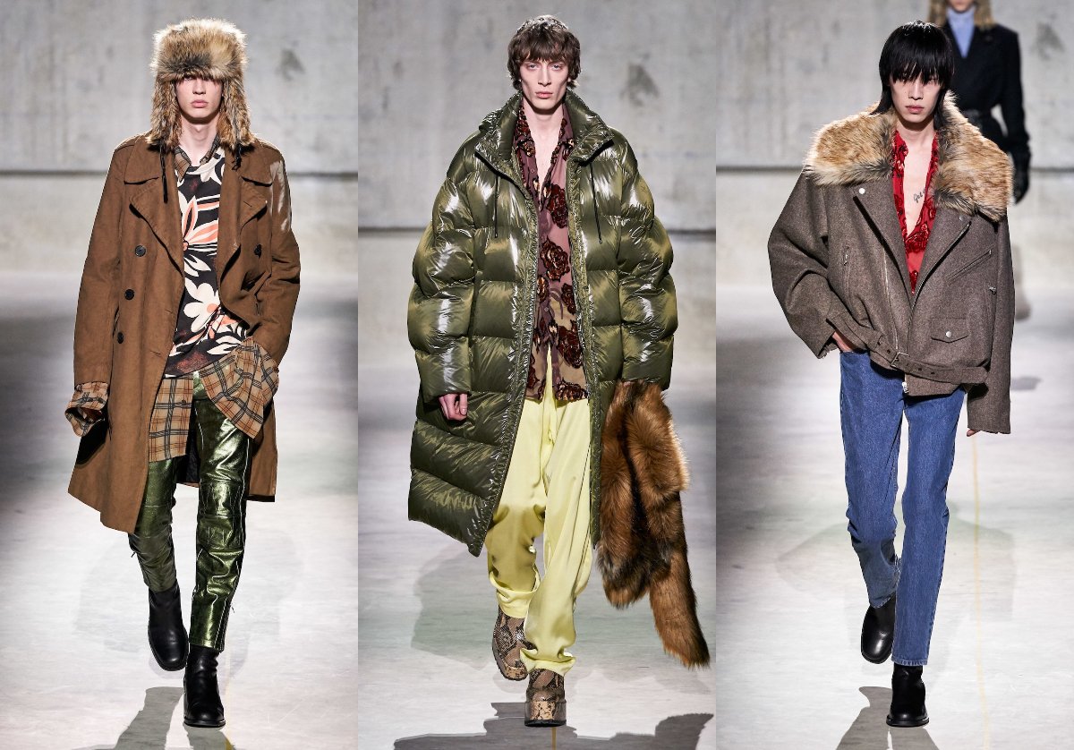 PFW: Dries Van Noten Autumn/Winter 2020 Collection