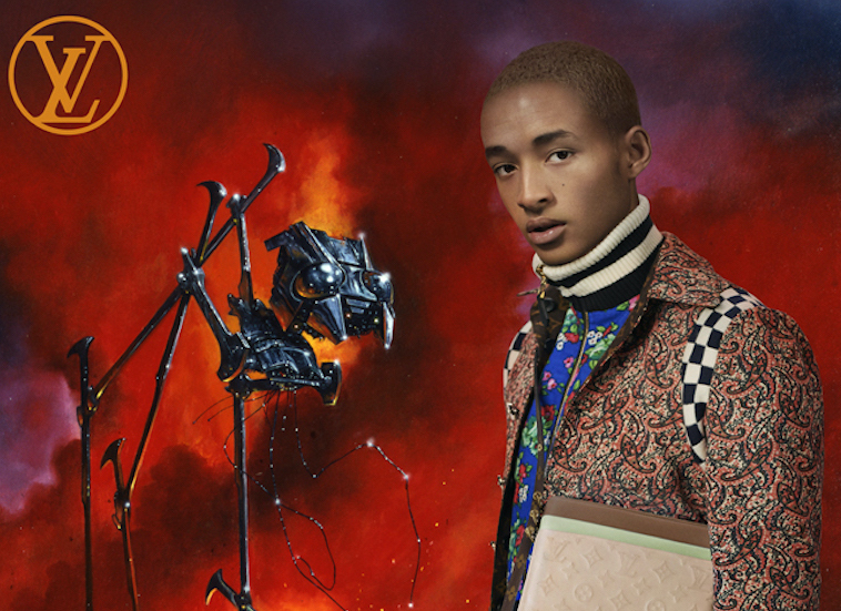 """Louis Vuitton unveil """"Wearable Library"""" Pre-Fall 2020 Campaign"""