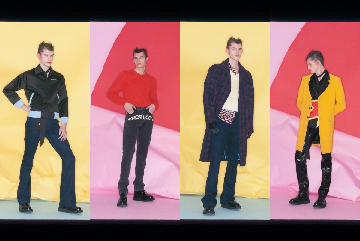 Fiorucci Unveil Autumn/Winter 2020 Collection Lookbook