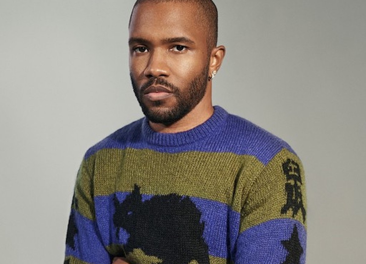 Frank Ocean Fronts Marc Jacobs latest Collab Campaign