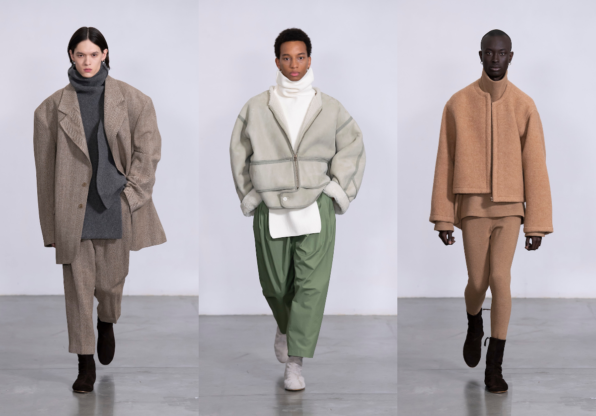 PFW: HED MAYNER Autumn/Winter 2020 Collection