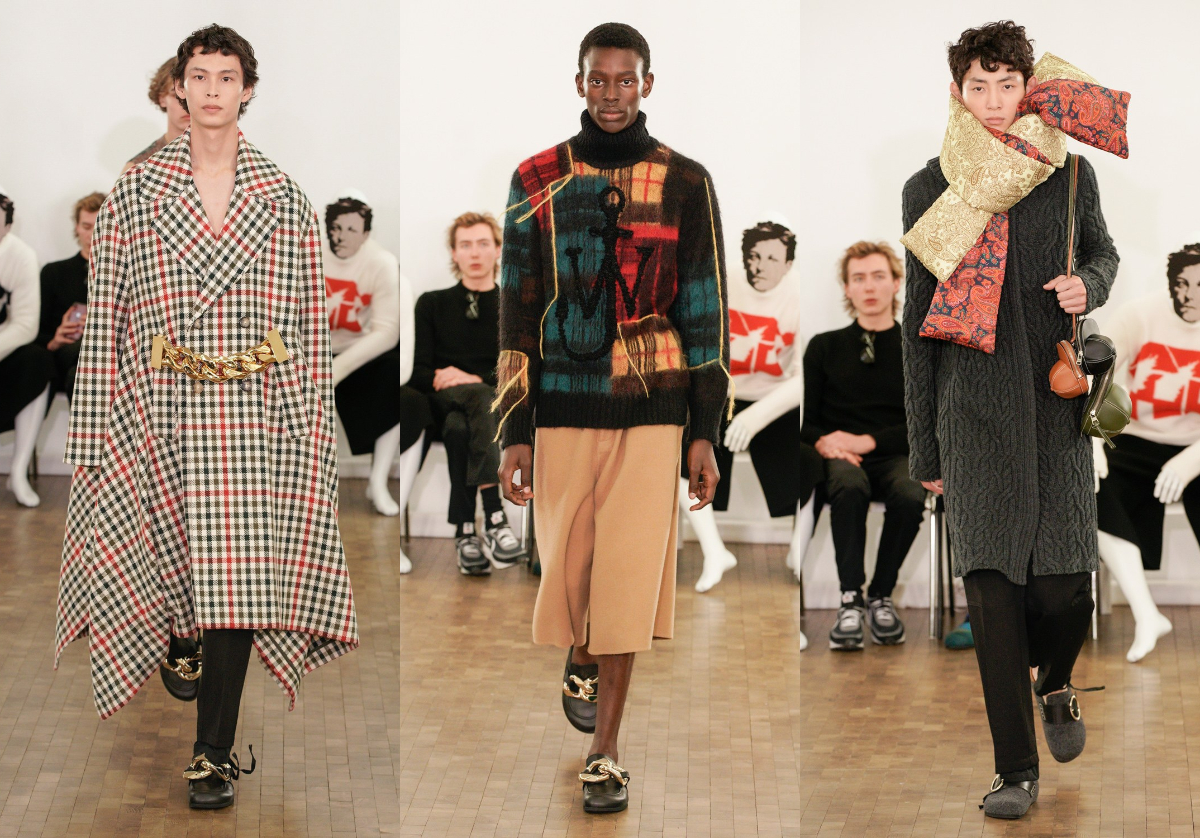 PFW: JW Anderson Autumn/Winter 2020 Collection