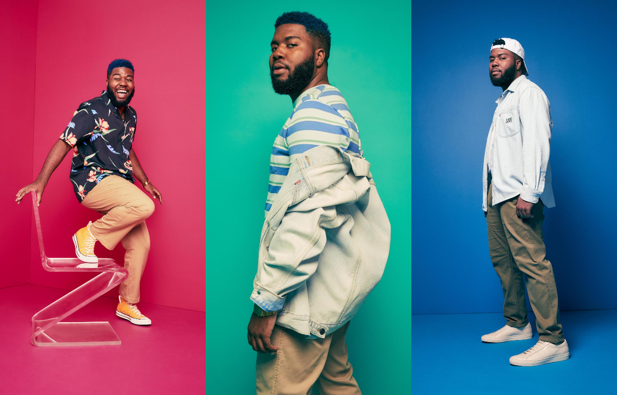 Levi's Announce Khalid as Face of their new XX Chino Collection